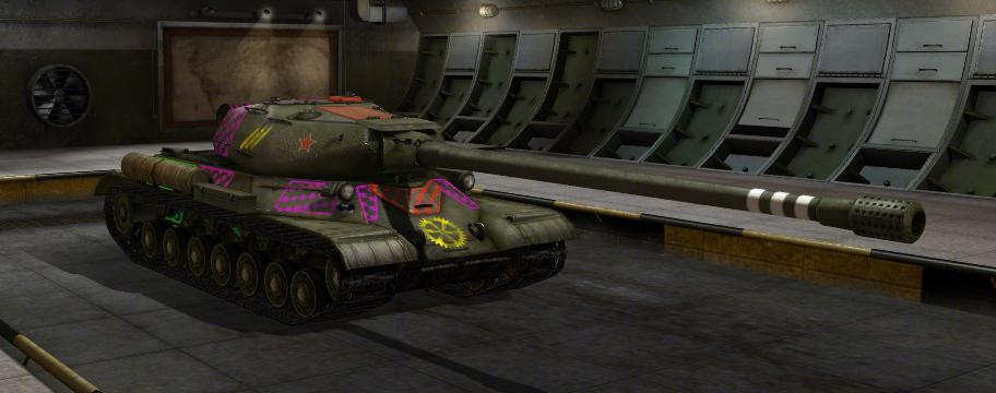 вид, где у танка боекомплект фото знаменитые